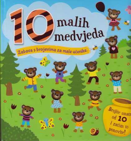 10 malih medvjeda