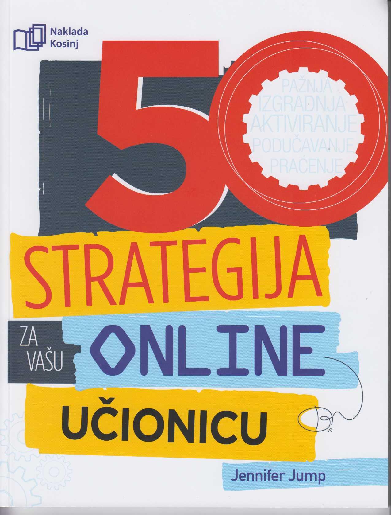 50 strategije za vašu online učionicu