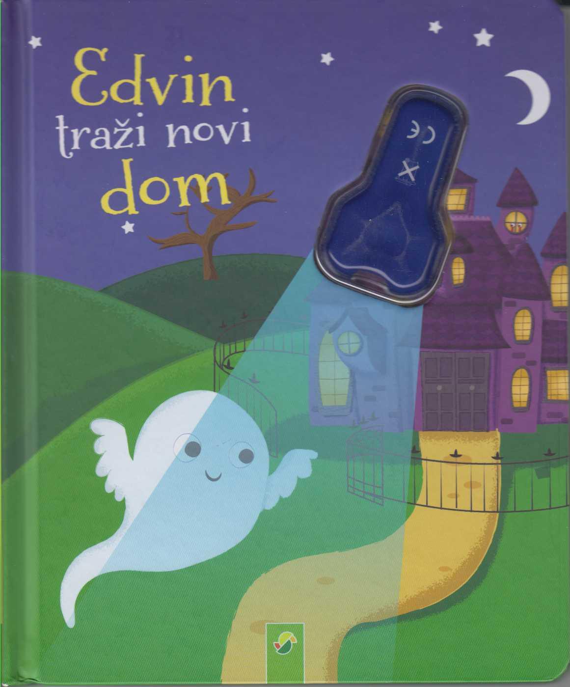 Edvin traži novi dom
