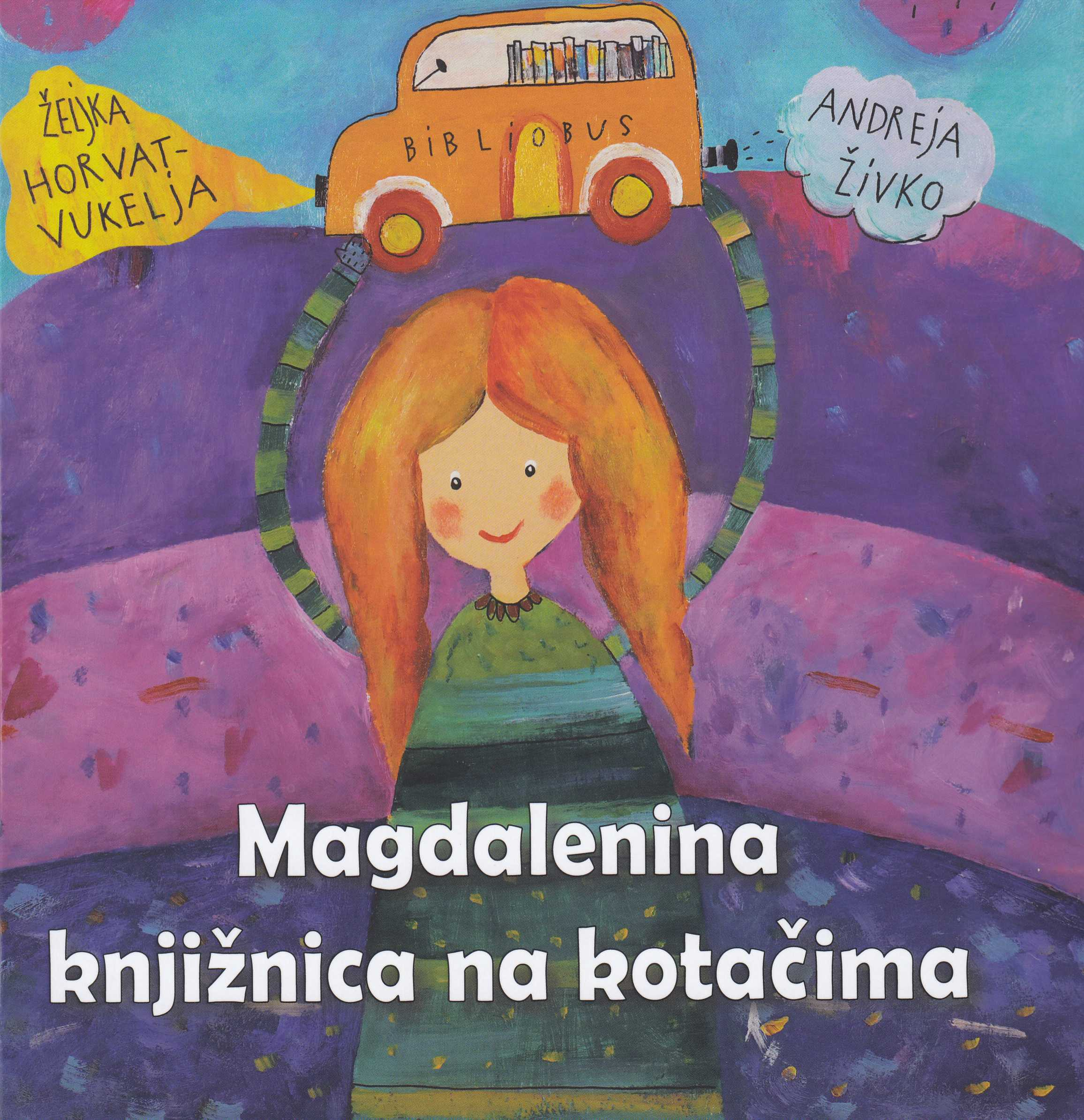 Magdalenina knjižnica na kotačima