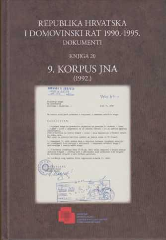 9. korpus JNA
